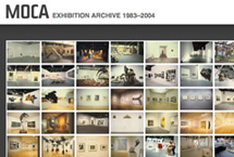 MOCA Exhibition Archive